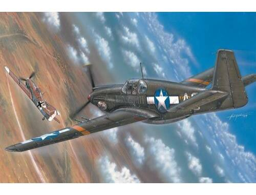 MPM North American P-51 A Mustang Photoversion 1:72 (72085)