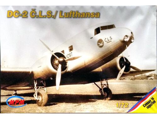 MPM Douglas DC-2 Lufthansa 1:72 (72505)