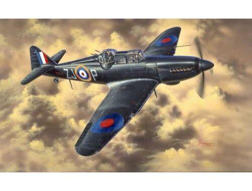MPM Boulton Paul Defiant Mk. I Hi-Tech 1:72 (72530)
