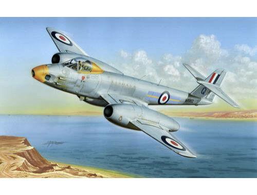 MPM Gloster Meteor FR.Mk. 9 1:72 (72534)