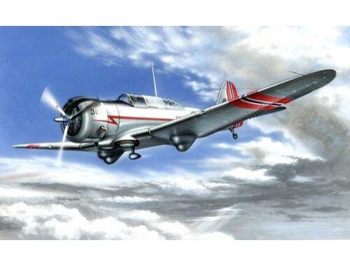 MPM US attack bomber A-33 1:72 (72536)