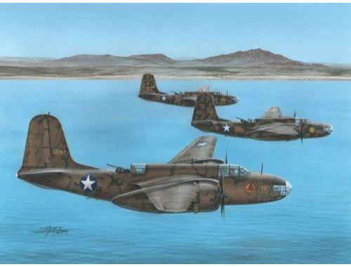 "MPM A-20B Havoc ""MTO"" 1:72 (72557)"