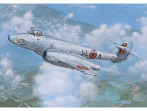 MPM Gloster Meteor Mk.4 1:72 (72558)