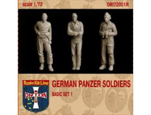 Orion English pirates, 18. Jahrhundert 1:72 (72001)