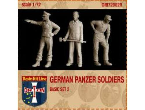 Orion Chechen rebels, 1995 1:72 (72002)