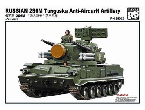 PANDA Hobby Russian 2S6M Tunguska AAA 1:35 (35002)