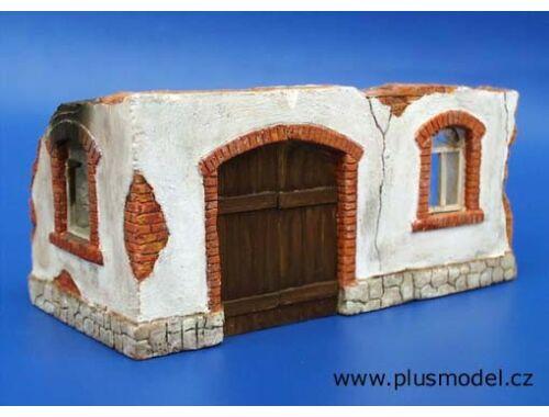 Plus Model Ruine 1:35 (045)