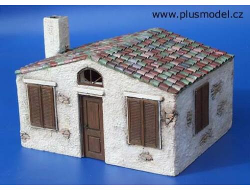 Plus Model Italienisches Haus 1:35 (099)