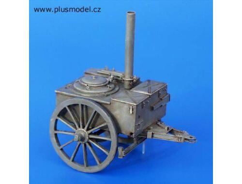 Plus Model Deutsche Feldküche 1:35 (120)
