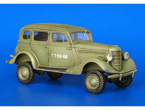 Plus Model GAZ 4x4 61-73 1:35 (239)