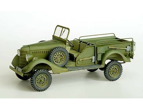 Plus Model Geschütz-Zugmaschine GAZ 61-417 Pickup 1:35 (247)