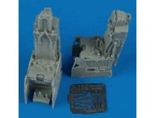Quickboost F-15E Ejection seats with safety belts 1:48 (48175)