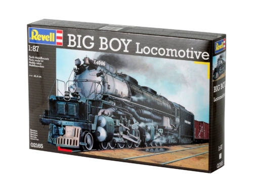 Revell Big Boy Locomotive 1:87 (2165)