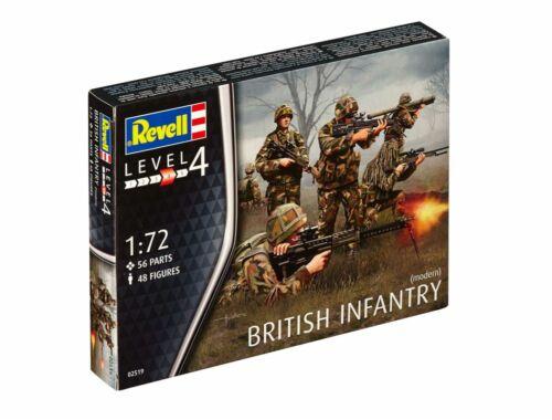 Revell British infantry (modern) 1:72 (2519)
