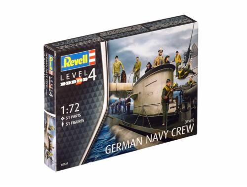 Revell German Marines WW II 1:72 (2525)