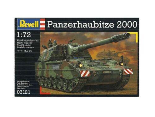 Revell Panzerhaubitze PzH 2000 1:72 (3121)