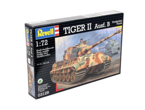 Revell Tiger II Ausf. B 1:72 (3129)