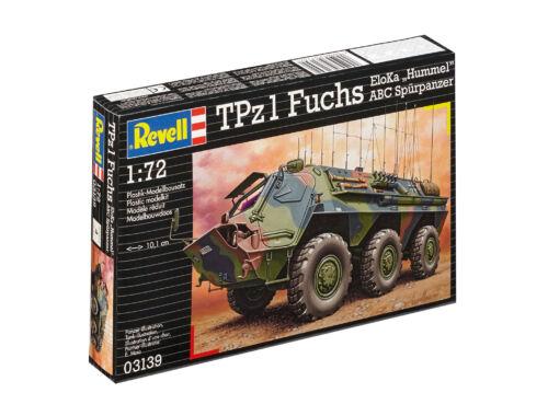 Revell TPz 1 Fuchs Eloka Hummel 1:72 (3139)