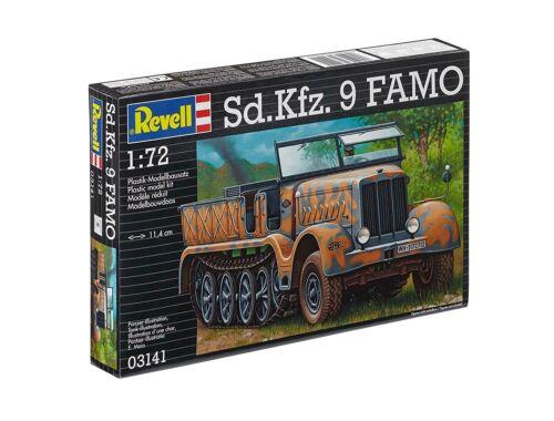 Revell Sd.Kfz.9 'FAMO' 1:72 (3141)