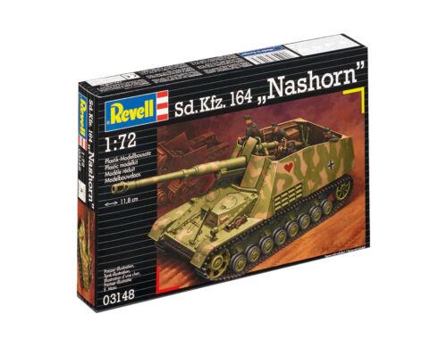 Revell Sd.Kfz.164 Nashorn 1:72 (3148)
