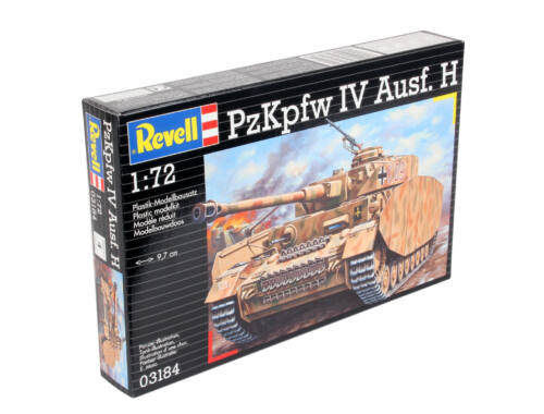 Revell PzKpfw. IV Ausf.H 1:72 (3184)