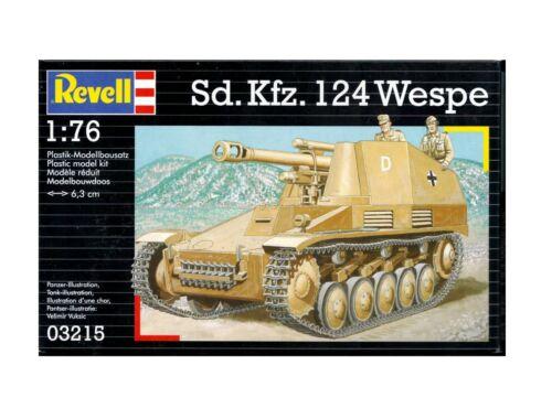 Revell Sd.Kfz. 124 Wespe 1:76 (3215)