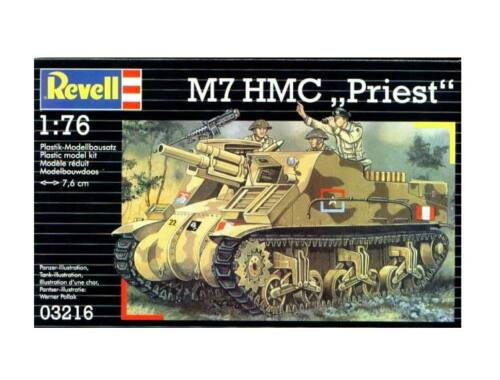 Revell M-7 105 mm Pries 1:76 (3216)