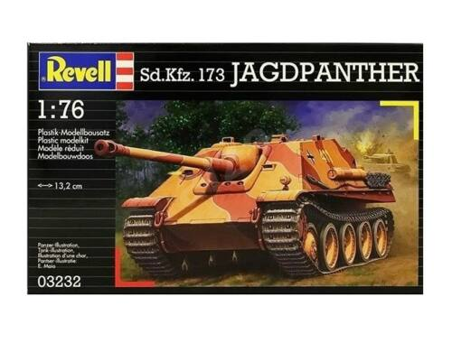 Revell Sd.Kfz.173 Jagdpanther 1:76 (3232)