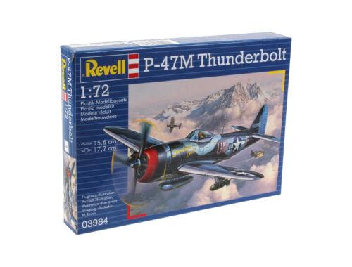 Revell P-47 M Thunderbolt 1:72 (3984)