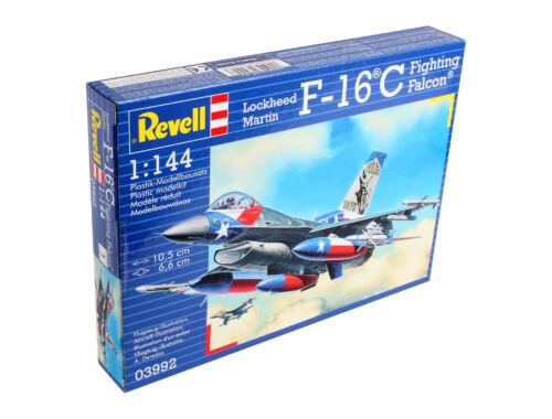 Revell Lockheed Martin F-16C Fighting Falcon 1:144 (3992)