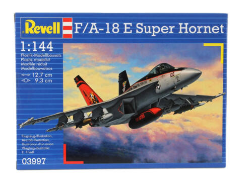 Revell F/A-18E Super Hornet 1:144 (3997)