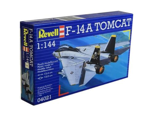 Revell F-14A Tomcat 1:144 (4021)