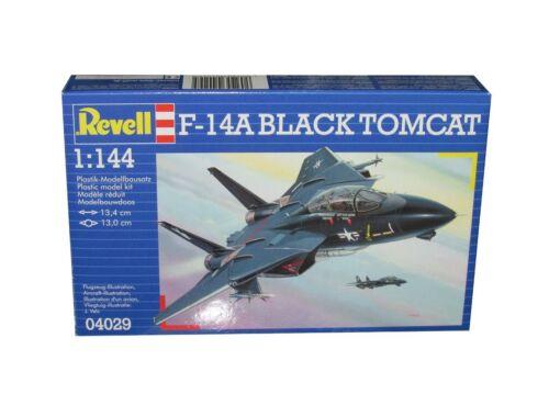 Revell F-14A Black Tomcat 1:144 (4029)