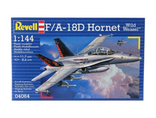 Revell F/A-18D Hornet 'Wild Weasel' 1:144 (4064)