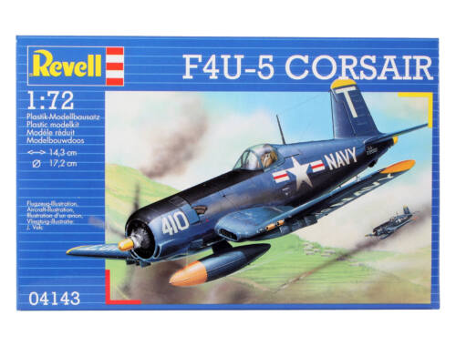 Revell F4U-5 Corsair 1:72 (04143)