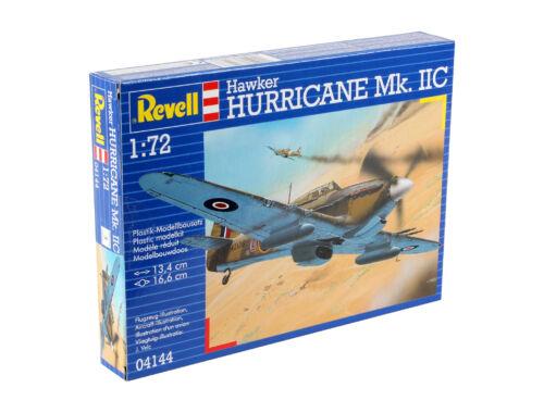 Revell Hawker Hurricane Mk.IIC 1:72 (4144)