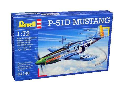 Revell P-51D Mustang 1:72 (4148)