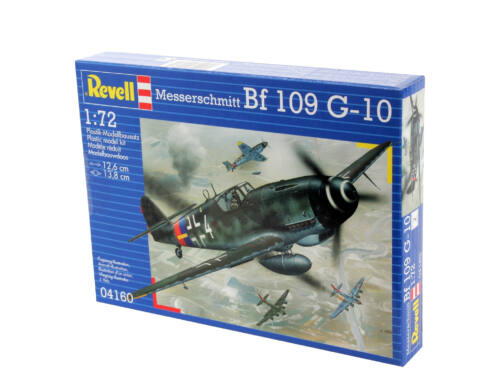 Revell Messerschmitt Bf 109 G-10 1:72 (4160)
