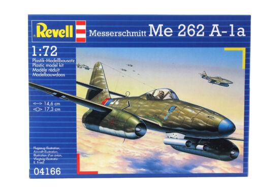 Revell Messerschmitt Me 262 A-1a 1:72 (4166)