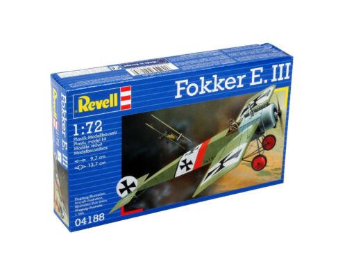 Revell Fokker E.III 1:72 (4188)