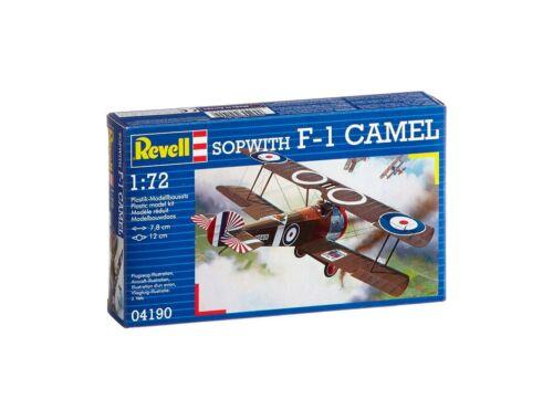 Revell Sopwith F1 Camel 1:72 (4190)