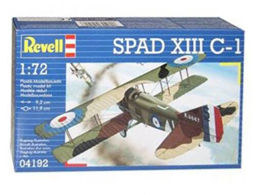 Revell Spad XIII C-1 1:72 (4192)