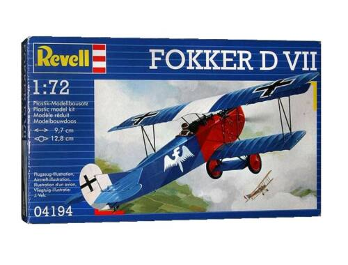 Revell Fokker D VII 1:72 (4194)