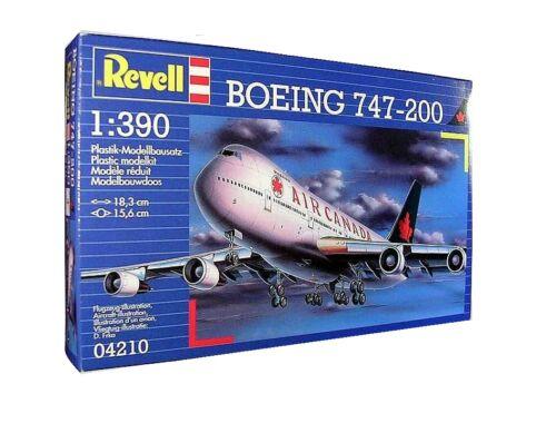 Revell Boeing Boeing 747-200 1:390 (4210)