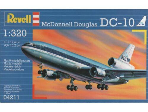 Revell McDonnell Douglas DC-10 1:320 (4211)