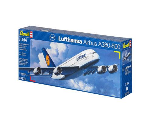 Revell Airbus A380-800 Lufthansa 1:144 (4270)
