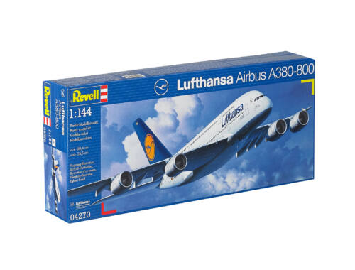 Revell Airbus A380-800 Lufthansa 1:144 (4270)