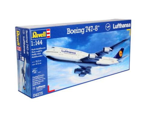 Revell Boeing 747-8 Lufthansa 1:144 (4275)