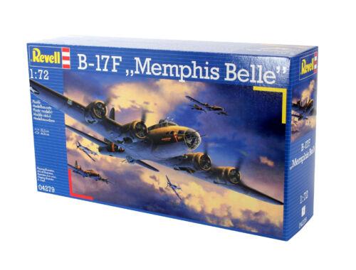 Revell B-17F 'Memphis Belle' 1:72 (4279)