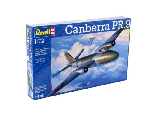 Revell BAC Canberra PR.9 1:72 (4281)